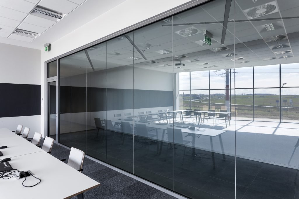 Alufire Office Partitions Commercial